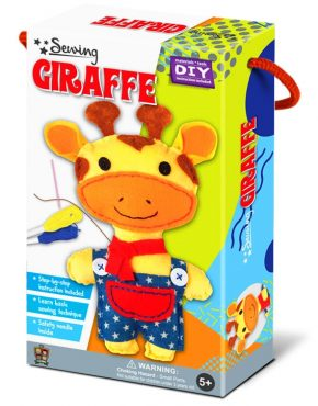 SA04_Sewing Kit Giraffe